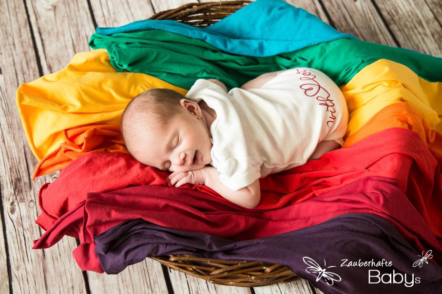 Regenbogenbaby