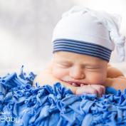 Neugeborenen Foto Liam